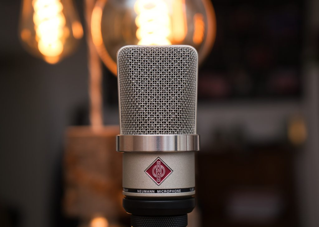 mikrofon lektora neumann u87