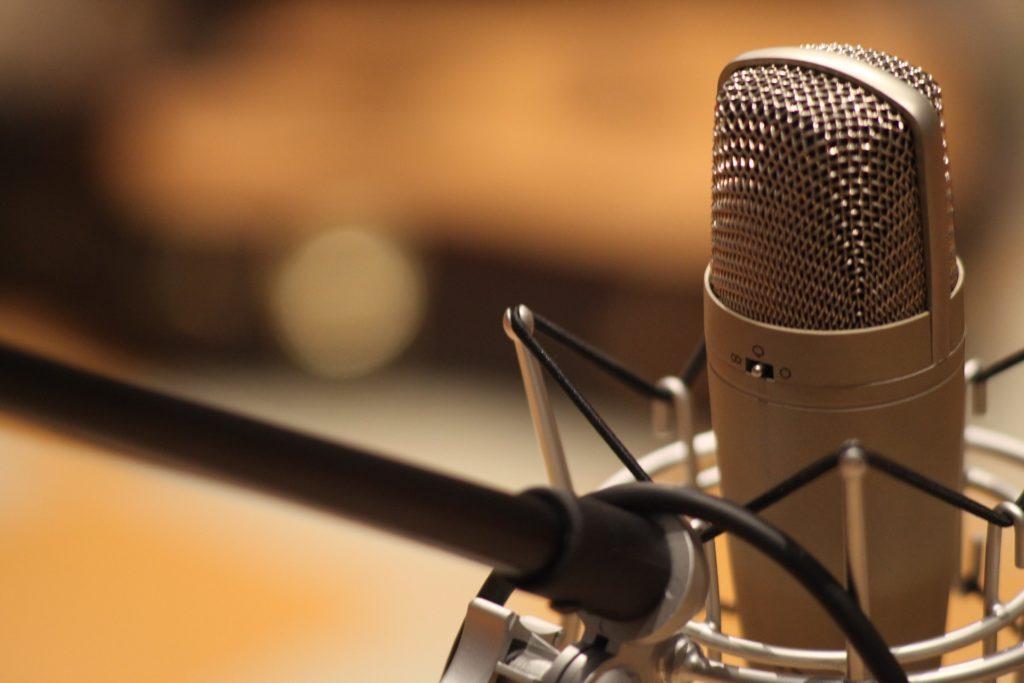 mikrofon lektora