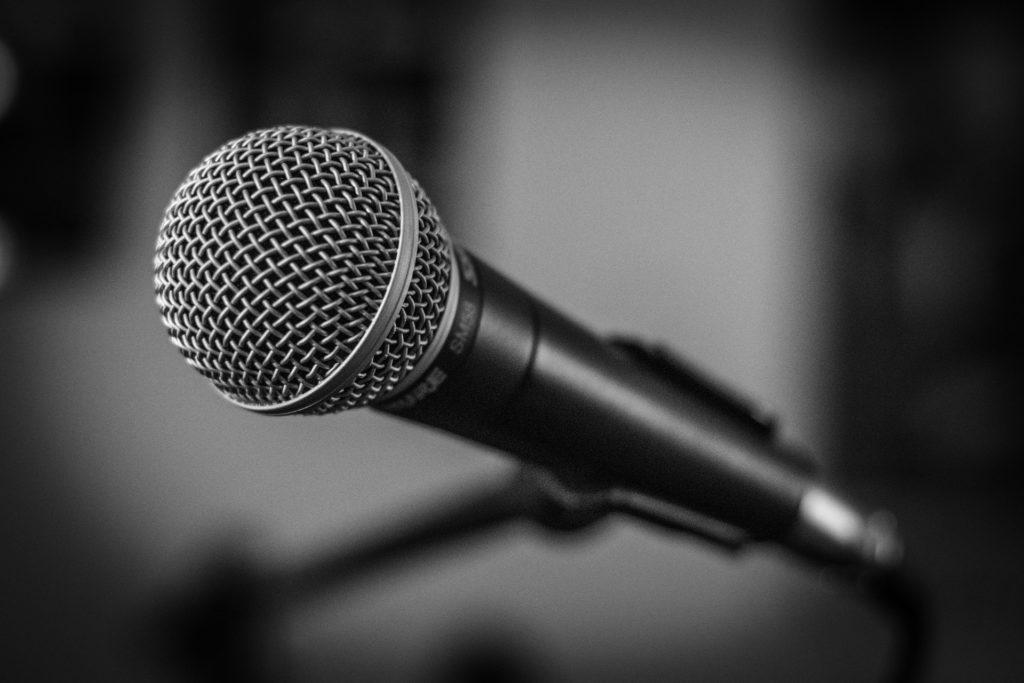 mikrofon do kanału na YouTube